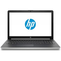 HP Notebook 15-DA0435TX(Core i3-7th Gen/8 GB/1 TB HDD/39.62 cm (15.6 inch)/Windows 10) 5CK37PA (Silver, 2 kg)