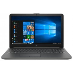 HP 15-da0400tu (7th Gen Core i3-7020U/8 GB RAM/1 TB HDD/35.56 cm (15.6-inch)/Windows 10 Home/Intel HD 620 Graphics) Laptop (Smok