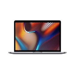 13 inch MacBook Pro with Touch Bar, 1.4 GHz quad-core 8th generation Intel Core i5 processor, 256 GB SSD, 16 GB RAM.