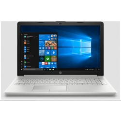 HP Notebook 15 (Core i5 (8th Gen)/8GB/1TB HDD/15.6 Inch FHD/Windows 10/MS Office H&S 2016) da1041TU (Silver,2.4kg)