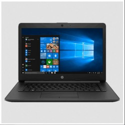 HP 14 CM0123AU 14-inch Laptop (9th Gen A4-9125/4GB/1TB HDD/Windows 10/AMD Radeon R3 Graphics) (Jet Black, 1.54 Kg)