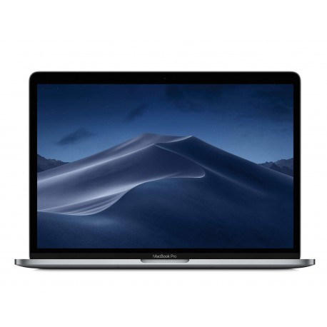 13-inch MacBook Pro with Touch Bar: 1.4GHz quad-core 8th-generation Intel Core i5 processor, 128GB - Space Grey