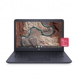 HP Chromebook - 14-ca002tu 14 Inch HD (cdc-4GB/64GB EMC - chrome)