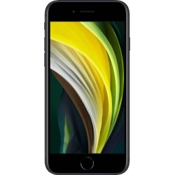 iPhone SE 256GB Black