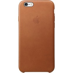 iPhone 6s Leather Case - Saddle Brown