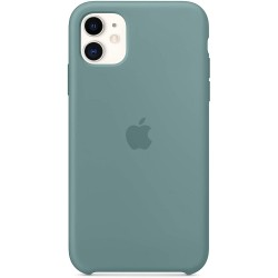 iPhone 11 Silicone Case - Cactus