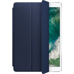 Leather Smart Cover for iPad (7th generation) and iPad Air (3rd generation) - Midnight Blue