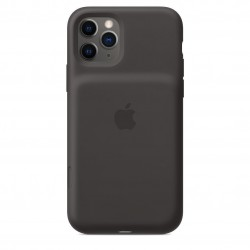 iPhone 11 Pro Smart Battery Case with Wireless Charging - Black