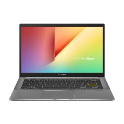 ASUS VivoBook S14 AMD Ryzen 5 4500U, 14-inch FHD Thin and Light Laptop (8GB RAM/512GB NVMe SSD/Windows 10/MS Office 2019/Integra