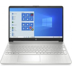 HP 15s Core i3 10th Gen - (8 GB/1 TB HDD/Windows 10 Home) 15s-du2002TU Thin and Light Laptop  (15.6 inch, Natural Silver, 1.77 k