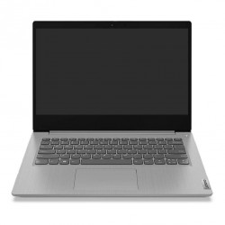 Lenovo Ideapad Slim 3i Intel Core i3 10th Gen 14 inch HD Thin and Light Laptop (4GB/1TB HDD/DOS/Platinum Grey/1.6Kg),