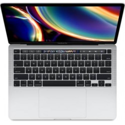 Apple 13-inch MacBook Pro with Touch Bar: 1.4GHz quad-core 8th-gen Intel Core i5 processor, 256GB - Silver 16 GB Ram