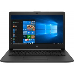 HP 14 10th Gen Intel Core i5 14-inch HD Laptop (i5-10210U/8GB/512GB SSD/Win 10/MS Office/Win 10/Jet Black/1.5 kg), 14-ck2018tu