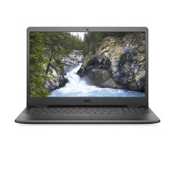 "Dell Vostro 3501 15.6"" FHD (10th Gen Core i3-1005G1/4GB/1TB HDD/256GB SSD/Windows 10 Home + MSO/Intel HD Graphics), Accent Blac"