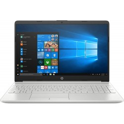"""HP 15 15.6"""" FHD (11th Gen Core i5-1135G7, 8GB DDR4, 256GB SSD + 1TB HDD, Win 10 Home, MS Office, 2GB MX350 Graphics, Silver, 1.7"""