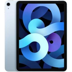 APPLE iPad Air (4th Gen) 64 GB ROM 10.9 inch with Wi-Fi Only (Sky Blue)