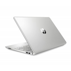 HP 15 11th Gen Intel Core i5 15.6-inch FHD Laptop with Alexa Built-in(8GB/512GB SSD/Windows 10/2GB MX350 Graphics/Natural Silver