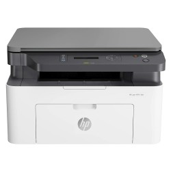 HP Laserjet 136w Laser Monochrome Print, Scan, Copy with Direct Wi-Fi, Compact Design, Fast Printing