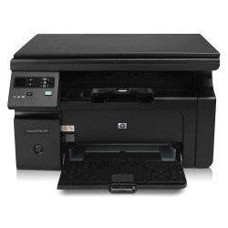 HP Laserjet Pro M1136 Printer, Print, Copy, Scan, Compact Design, Reliable, and Fast Printing