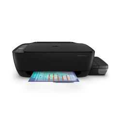 HP Ink Tank 416 WiFi Colour Printer, Scanner and Copier for Home/Office, High Capacity Tank,Low Cost per Page, Borderless Print